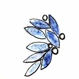 To Make a Gift One's Own_Earrings_HeirloomEvolution.Sketches