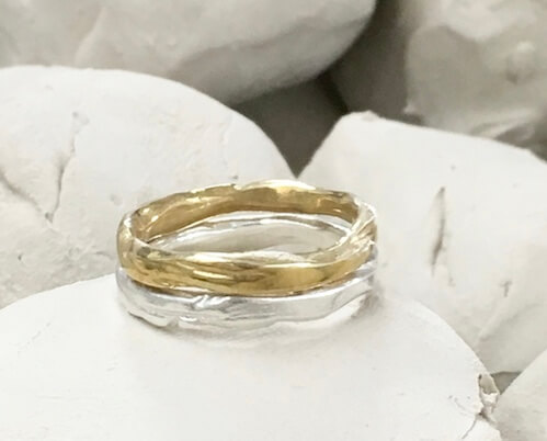 earth stacking rings